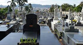 Floricultura Cemitério Municipal de Flora Rica – SP