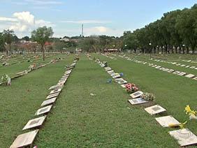 Floricultura Cemitério Municipal de Nova Castilho – SP