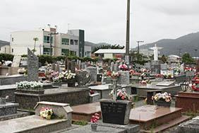 Floricultura Cemitério Municipal de Palmeira D'Oeste – SP