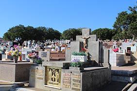 Floricultura Cemitério Municipal – Espírito Santo do Turvo – SP